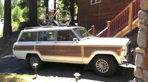 jeep wagoneer 1990 1990 jeep grand wagoneer tour u0026 overview youtube
