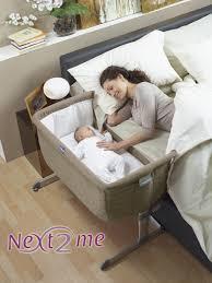 chicco next2me crib dove grey babycity