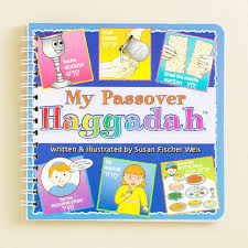santa haggadah passover haggadah for children
