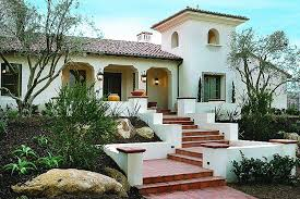 spanish revival homes colonial house plans perfect artistic spanish revival plan field
