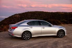 lexus gs year models lexus brings gs 350 sedan up to date for 2014 model year with new