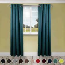 Turquoise Curtains Turquoise Curtains Drapes Window Treatments The Home Depot