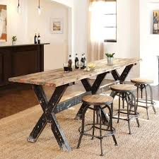 long narrow kitchen table pub dining set with bench zhangyang site