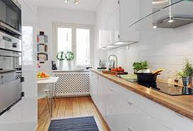 cuisine blanche parquet davaus cuisine blanche parquet avec des idées