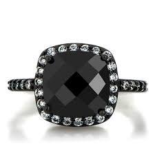black engagement rings meaning diamonds black engagement rings meanings beautiful
