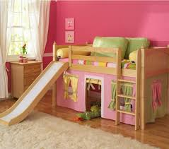 kids bed with slide ikea interior decorating villagepointpark com