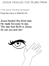 The Blind Men And The Elephant Lesson Plans 40 Best Day 4 Vbs Jesus Saw A Blind Man Images On Pinterest