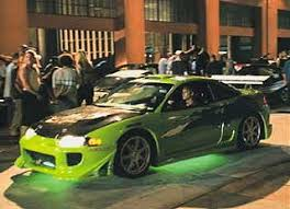 mitsubishi eclipse fast and furious automotive family ideas fast and the furious cars pinteres