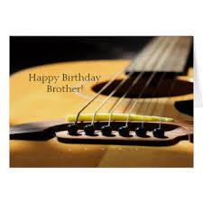 guitar birthday cards invitations zazzle co uk