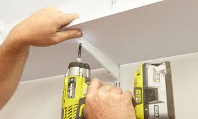 How To Build Shelves In Closet by How To Build Linen Closet Shelving Bunnings Warehouse