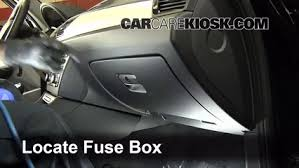 interior fuse box location 2013 2015 bmw x1 2014 bmw x1