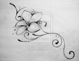 28 best hibiscus tattoo images on pinterest flower creative and
