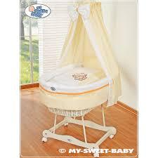 cribs wicker drape small wheels wicker cribs babyrooms