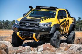 toyota hilux lexus v8 for sale toyota hilux tonka concept ready to play in life size sandbox