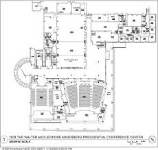 center colonial floor plans building floor plan annenberg presidential conference center