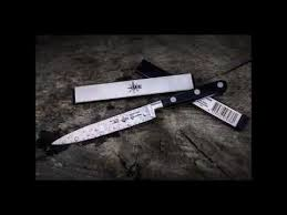 anthony bourdain on kitchen knives traveling chef anthony bourdain reveals his favorite knife youtube