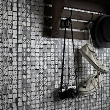 black and white wallpaper ebay superfresco easy paste the wall extra washable domino black white