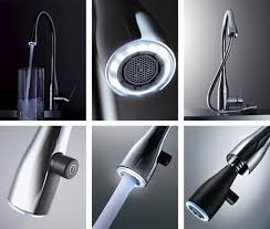 kwc kitchen faucets kitchen faucets 7 most innovative faucet designs for 2009