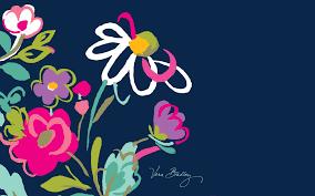 decor desktop wallpaper ideas with vera bradley wallpaper for