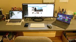 Macbook Pro Desk Mount Ergo Desktop Kangaroo Pro Standing Desk Review
