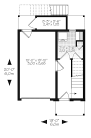 saffold modern home plan 032d 0807 house plans and more