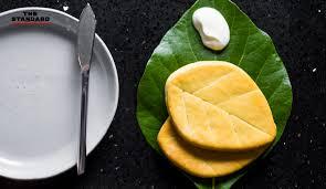 cuisine co ความสวยงามของธรรมชาต ถ ายทอดส จานอาหารท cuisine de garden the