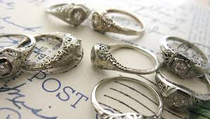 Affordable Wedding Rings by Antique Affordable Engagement Rings Ruffled