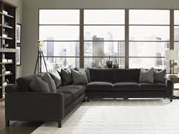 best sofa vs sectional 64 on sherrill sectional sofa with sofa vs