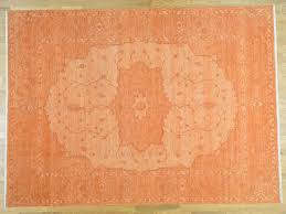 Burnt Orange Rugs 9 U0027x12 U00271