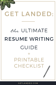 Jobs By Resume by All The Best Resume Writing Tips In One Place The Ultimate Resume