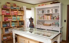 endearing sewing room interior inspiring design identifying
