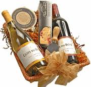 wine and gift baskets send wine gifts online gourmet business wine gift baskets