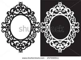 free vector black lace frames and borders free vector
