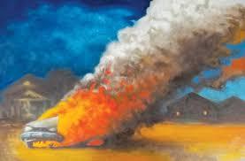 Fiery landscapes arts oklahoma city oklahoma gazette