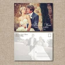 wedding thank you postcards eight great tricks to make wedding planning easier the wedding