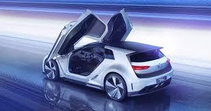 volkswagen xl1 sport volkswagen debuts golf gte sport concept