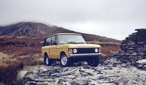 classic land rover range rover reborn restorations by land rover classic