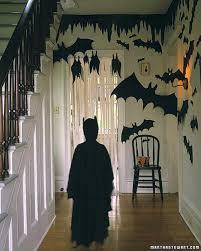 flying bat invitation martha stewart
