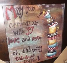 cafe kitchen decorating ideas coffee cafe kitchen wall decor