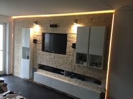 steinwand wohnzimmer gnstig kaufen 2 emejing steinwand wohnzimmer schwarz images globexusa us