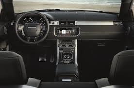 Evoque Interior Photos 2017 Range Rover Evoque Convertible First Look