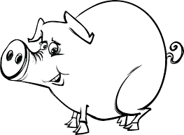 coloring pages minecraft pig minecraft coloring pages baby pig colouring page guinea pigs p
