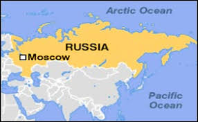 moscow map world moscow information basic facts and figures
