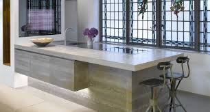 Kitchen Island Worktops Uk Concrete Kitchen Worktop Home Design