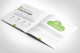 software brochure software developer tri fold brochure template