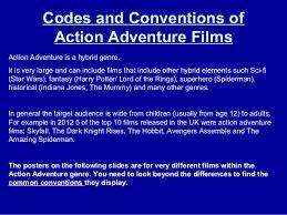 fantasy film genre conventions action adventure films intro
