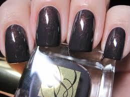 sparkly vernis estee lauder molten lava rich colour plus