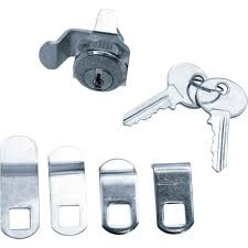 prime line nickel universal mailbox lock s 4140 the home depot