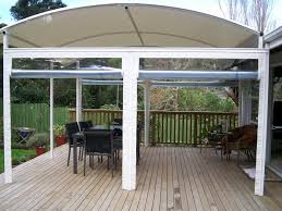 Transparent Patio Roof Clear Curtains Pvc Patio Screens Outdoor Screens