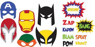 halloween svg files free superhero masks svg files